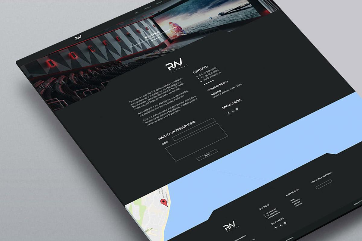 Diseño-Tráfico-Caribe-Estudio-Playa-del-Carmen-Diseño-páginas-web
