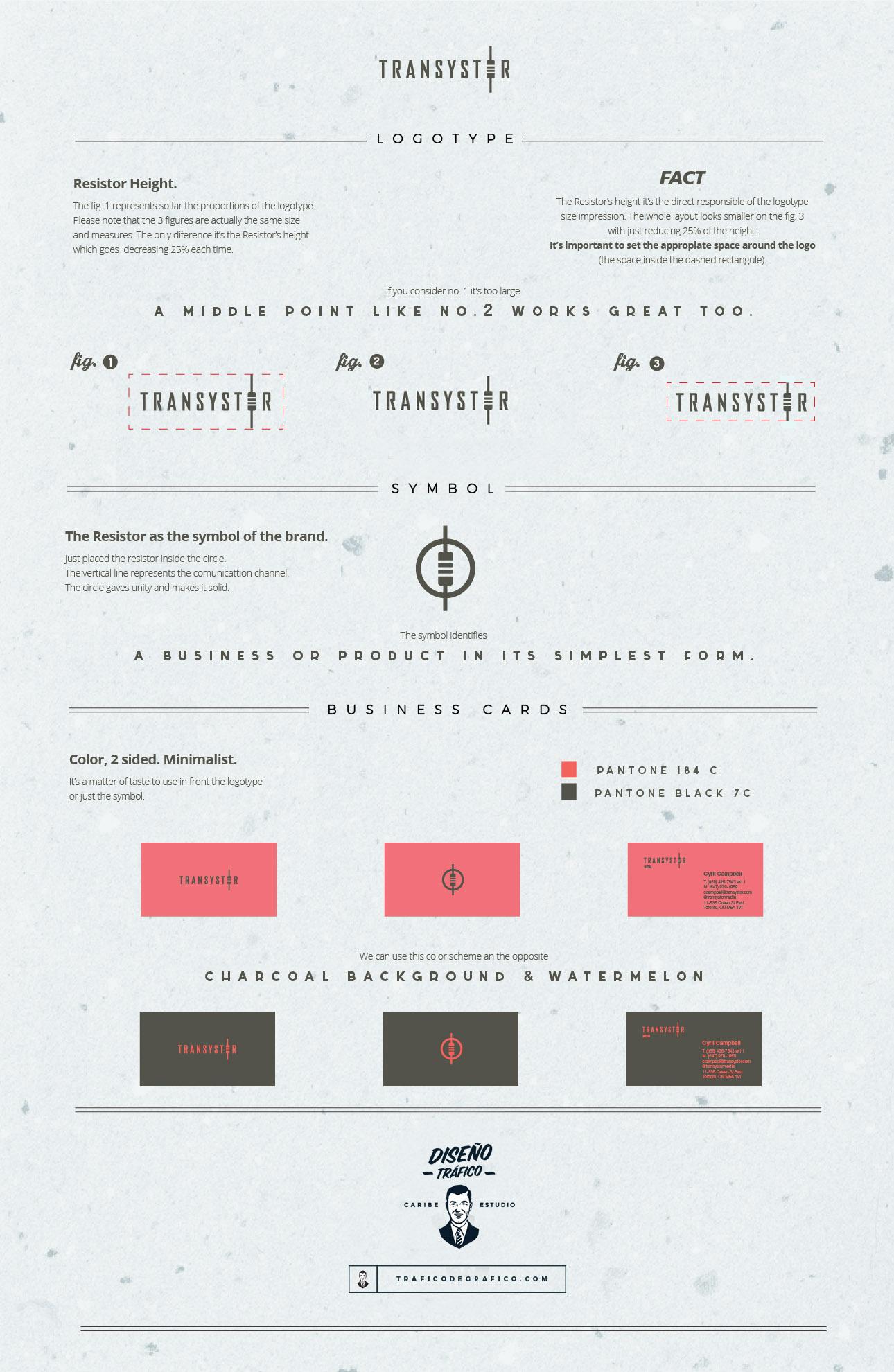 Diseño Trafico Caribe Estudio Diseño Logo Transystor infography copia